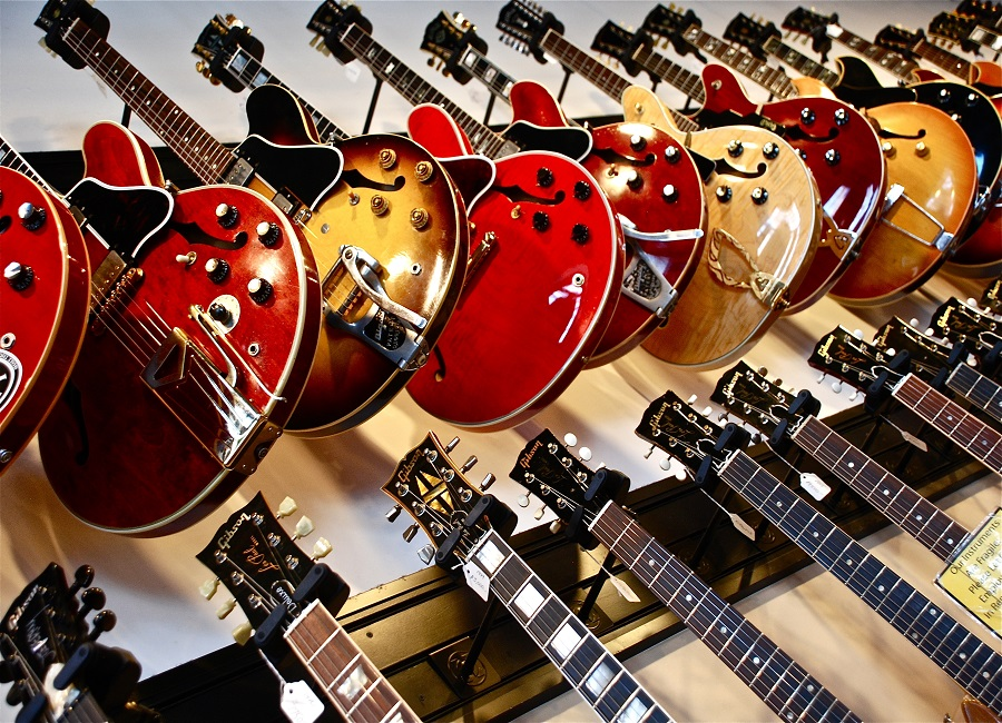 we buy and sell guitars and musical instruments