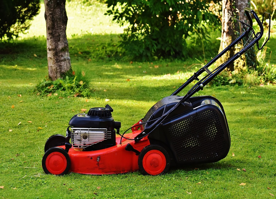 we buy and sell lawn mowers